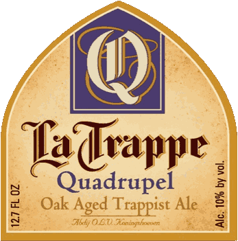 la-trappe-oak-aged-label